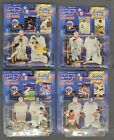 B43 STARTING LINEUP FIGURES 1998 CLASSIC DOUBLES 4 PCS JETER BERRA BABE RUTH +++