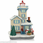 Hallmark 2015 Holiday Lighthouse  Magic Cord Series Ornament