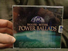 BIGGER BETTER POWER BALLADS_Compilation_used CD_ships from AUSTRALIA_A10