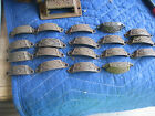 c1880 LOT 19 matching authentic VICTORIAN cabinet pull hardware 2.5