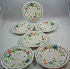 Country French Sears Ironstone 4453 White Blue Floral 6