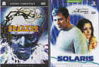 Andrey Tarkovsky 2 best movies on 4 dvds STALKER SOLYRIS 4DVD NTSC
