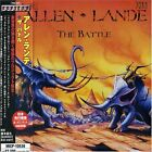 ALLEN - LANDE The Battle CD JAPAN MICP-10536