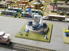 HO SCALE TRAINS CIRCUS CARNIVAL YETI'S TEA PARTY TEACUP RIDE