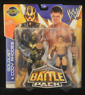 WWE Wrestling Battle Pack GOLDUST & CODY RHODES Action Figures MIP Mattel