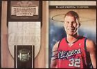2009-10 PANINI COURT KINGS BLAKE GRIFFIN HARDWOOD HEROES SP ROOKIE AUTO 4 10 HOT