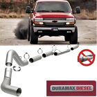 5 INCH Magnaflow Turbo Back Exhaust System 01 07 GMC Chevy Duramax 66L Diesel