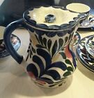 Persian Ware made in Germany hand painted wild flower pattern 13-piece