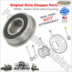 10205 2 Pack of Outer Front Wheel Bearing w Flange Original Dixie Part