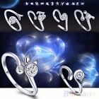 Sale Top Quanlity Vintage Style12 Constellations Adjustable Ring Charm Jewery