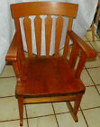 Quartersawn Oak Arts & Crafts Rocker / Rocking Chair  (R194)