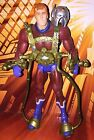 DC Universe Classics Superman Ally Orion Darkseid's Son Exclusive 2 Pack Version