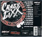 CRAZY LIXX – Loud Minority CD JAPAN +2 BNS TRX White Widdow The Magnificent NEW