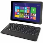 RCA Cambio 2in1 Touch Tablet PC w/Keyboard 32GB Intel Quad Core Windows 8.1 New