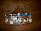 Carousel Plastic Topper Animals Horses Universal Statuary Corp. Chicago