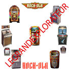 Ultimate Rock-Ola Jukebox  Owner Repair Service Manuals & schematics PDFs on DVD