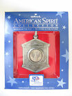 "NEW Hallmark US American Spirit ""Maryland"" Yr. 2000 State Quarter Ornament"