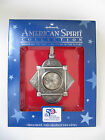 "NEW Hallmark US American Spirit ""South Carolina"" Yr. 2000 State Quarter Ornament"