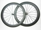 700c 60mm clincher full carbon road bicycle wheelset for shimano campagnolo