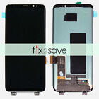 US LCD Screen Touch Screen Digitizer Assembly Replacement For Samsung Galaxy S8