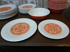 HTF Royal Doulton SEVILLE Fine China 3 Piece Place Setting(s) Modern Dinnerware