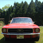 Ford  Mustang 1967 ford mustang fastback 2 2
