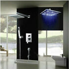 Bathroom Chrome Rain 12