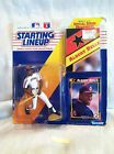 Vintage 1992 Albert Belle Cleveland Indians Starting Lineup 4in Baseball Figure.