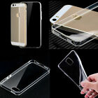 03mm Ultra Thin Crystal Clear Soft Rubber TPU Case Cover For iPhone Smart Phone