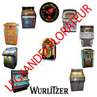 Ultimate  Wurlitzer Jukebox  Repair Service Manuals & schematics   PDFs on DVD