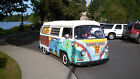 Volkswagen  Bus Vanagon Westfalia Camper Bus 1972 vw westfalia hippie bus custom