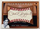 2005 Upper Deck Sweet Spot Classic Phil Rizzuto auto autograph card Yankees