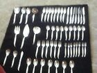 1847 Rogers Bros 1956 FLAIR Silverplated Flatware - 54 Piece Set
