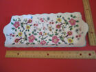 England Regal Old Foley James Kent LTD Porcelain Tray Birds & Flowers