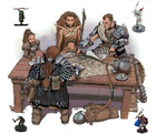 Choose Your Own DD PC minis lot fantasy miniatures Dungeons Dragons Pathfinder