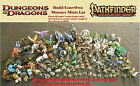 Choose Your Own DD Monsters minis lot miniatures Dungeons Dragons Pathfinder