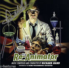 RE-ANIMATOR Richard Band CD AUTOGRAPHED Signed SCORE Intrada SOUNDTRACK New!