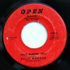 HEAR Billy Harner 45 Shes Almost You/Fool Me OPEN 1253 northern soul R