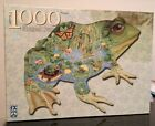 FX Schmidt Prince Of The Pond Shaped 1000 Piece Jigsaw Puzzle