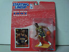 1997 Starting Lineup NBA Series 10 Denver Nuggets Mark Jackson Action Fig MIP