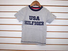Toddler  Boys 2400 Tommy Hilfiger Gray or Red T Shirts Sizes 2T 12 14