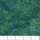 108 Shimmer Wide Back Fabric by Northcott 100 Cotton B20258 63 Blue Green