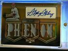 2010 TOPPS TRIPLE THREADS RELIC STEPHEN STRASBURG ROOKIE CARD 1 9 AUTOGRAPH