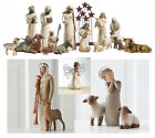 Demdaco Willow Tree 21 pc nativity set   NEW IN BOXES