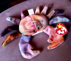 TY THE BEANIE BABIES Retired Rare Crab