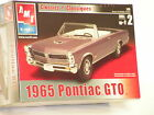 AMT #31742 1/25 1965 PONTIAC GTO CONVERTIBLE FACTORY SEALED