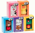 A set of 5 Limited Edition McDonald's Line Plush Toy  - LN006