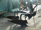 RANSOMES TSR 200 PLOUGH 2F SCN BAR POINT