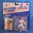 1989 Starting Lineup Mark McGwire Action Figures Oakland A's