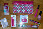 THINK PINK Makeup Beauty Lot Bag - Ipsy Revlon Birchbox Smashbox Sephora Ulta